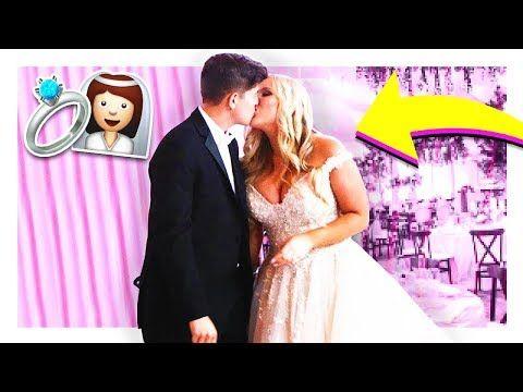 I GOT MARRIED! PrestonPlayz Wedding Vlog - Dailymotion Video