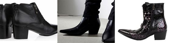 men's winklepicker shoes