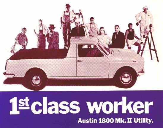 Austin 1800 Ute Mk II