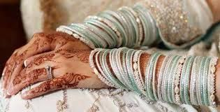 Image result for indian bride hands with bangles