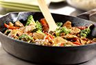 Campbell's Asian Chicken with Peanuts Recipe