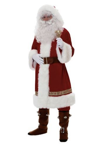 Kriss in christmas costume 2 the gift part 1 from 2 2
