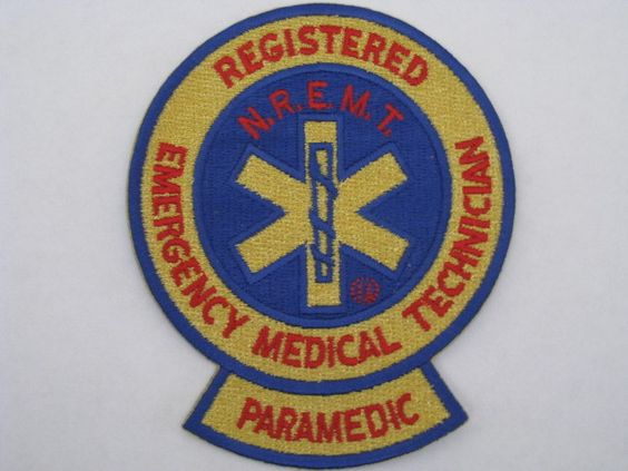 Image result for national registry of emts