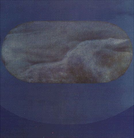 Sem Título 1976 | Tomie Ohtake óleo sobre tela, c.i.d. 130.00 x 130.00 cm