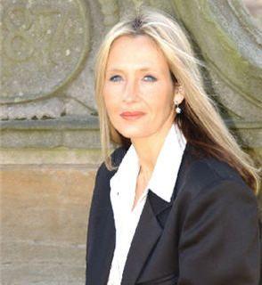 JK Rowling... no brainer