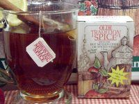 One of my favorite spice mixes. I use it in cider, pies, applebutter, and so much more!