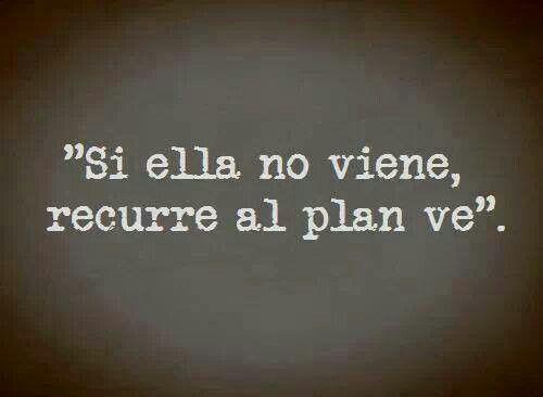 "El plan ""ve"", jiji"