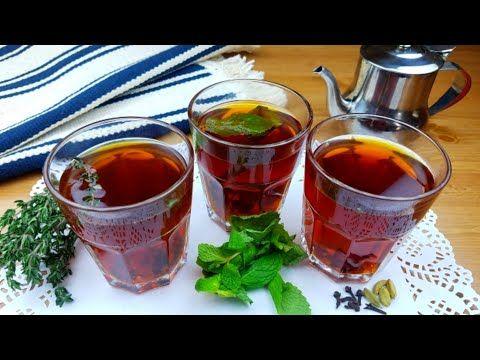 انواع الشاي الاحمر اليمني Yemeni Chai Youtube Hot Tea Recipes Tea Recipes Hot Meals
