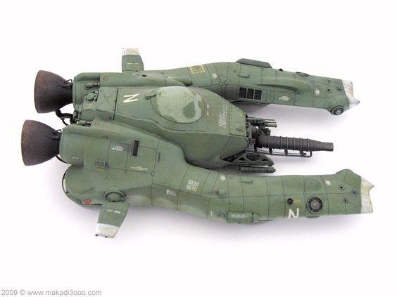 Maschinenkrieger ZbV 3000