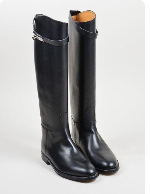 Pin By Maciej Jankowski On Meskie Buty Z Cholewami Boots Black Riding Boots Riding Boots