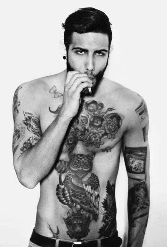 Ugh can you be any more badass sexy guys with tattoos sexy guys with tattoos pinterest sexy tattooed men tattoo and tatting urmus Image collections