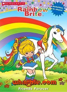 Rainbow Brite Friends Forever