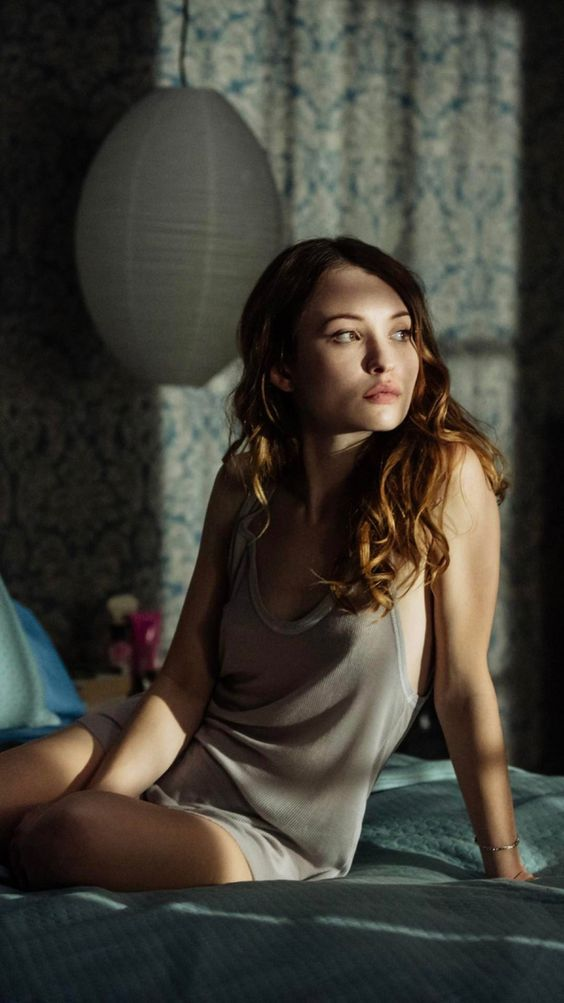 Emily Browning as Laura Moon - American Gods