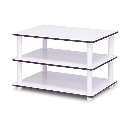 White Coffee Table Centerpiece 3 Tier Storage White Modern Small Sofa Living Room Coffee End Table Centerpie Coffee Table Coffee Table White Home Coffee Tables