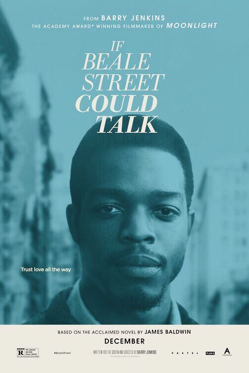 The Curiopop Movies Beale Street Movie Posters Design Beale
