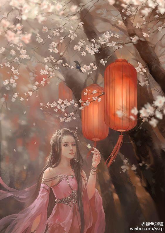 SAKURA- Los cerezos en flor-HAIKU 1f95918be6a539904d75aeb7474de340