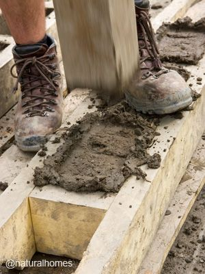 Footprint, The National Trust's first straw bale building