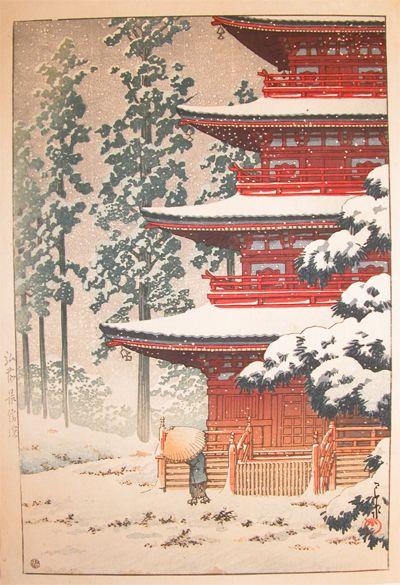 Из Японии с Зимой: history_of_art