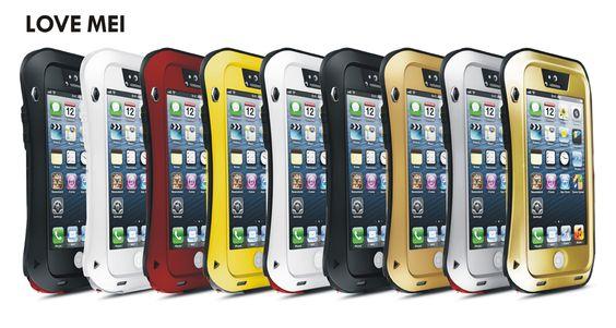 Capa para iphone a prova d'agua, proteção completa para o Iphone 5,5s e 5C. Quer garantir a máxima proteção para o seu novo Iphone? então esta é a capa.