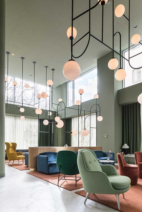 This Is Our Daily Lobby Design Ideas Lobby Designs Hotel Furniture