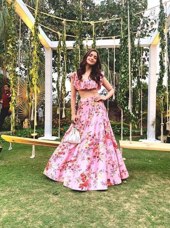 Anushree Reddy 2019 Bridal Lehengas. Are You Excited To See This! - Frugal2Fab