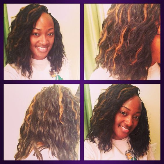 Loose Deep Crochet Braids Crochet Braids Pinterest Crochet ...