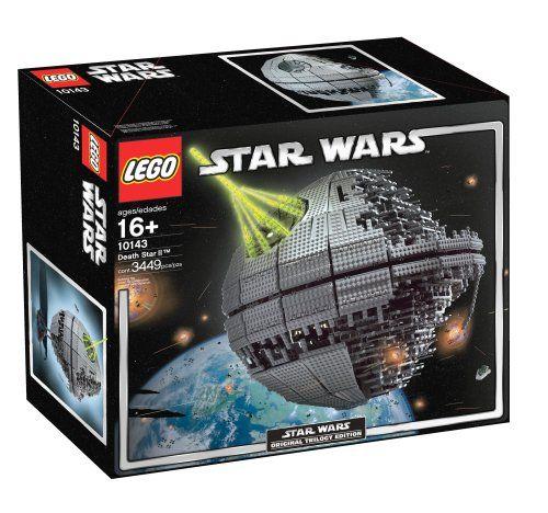 Lego Star Wars 10143 Todesstern: Amazon.de: Spielzeug
