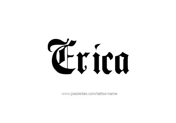Erica Name: Image Search, Search And The O'jays On Pinterest