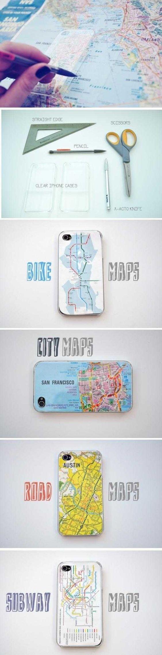 iphone case individualisieren-praktische ideen zum nachbasteln