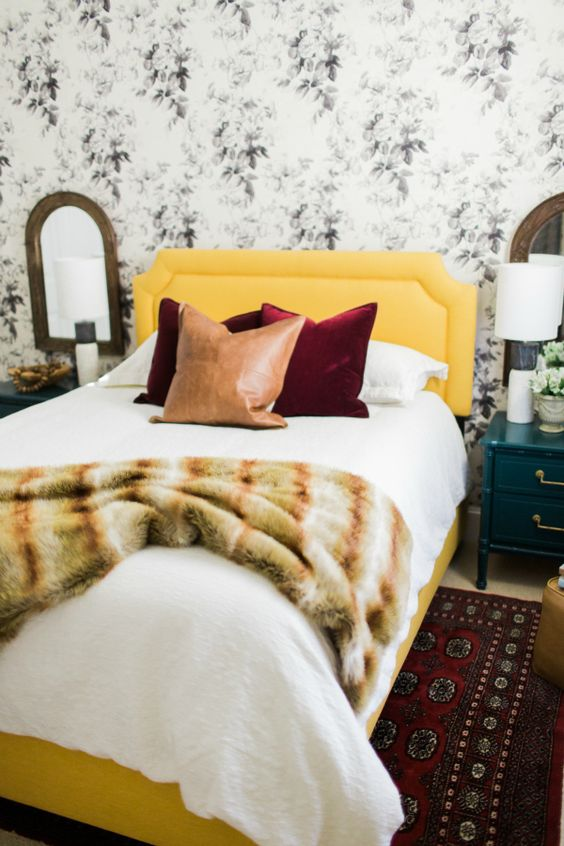 Traditional Guest Room Reveal - Claire Brody Designs: