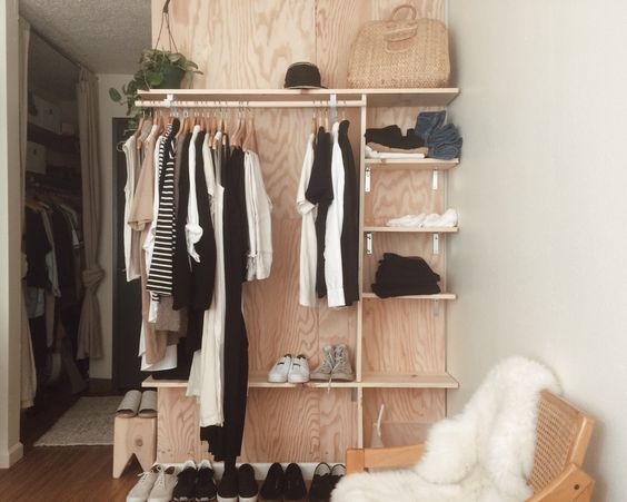 Build A Closet Photos And Hipster On Pinterest