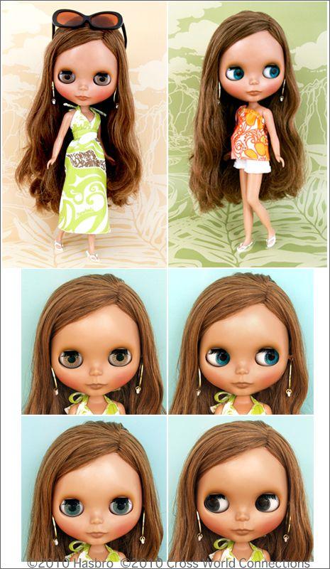 Long Hair Blythe