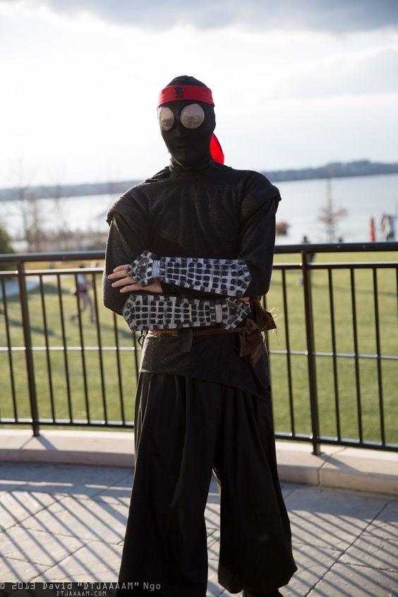 foot soldier tmnt halloween costume ideas pinterest. Black Bedroom Furniture Sets. Home Design Ideas
