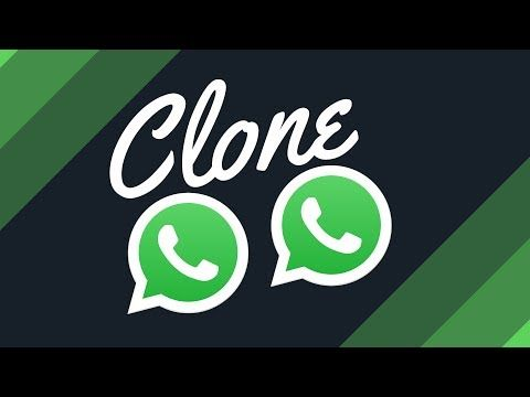 Como Clonar Whatsapp E Ver Conversas De Outro Celular Youtube