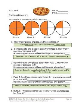 math worksheet : pizza fractions worksheets 3rd grade common core math review  : Common Core Fraction Worksheets