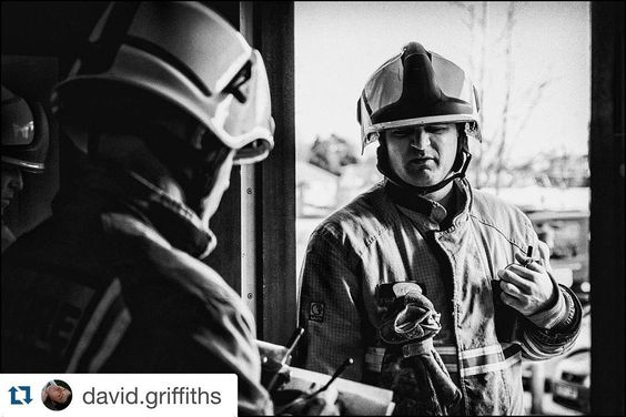 Love this BnW capture!! Thanks for tagging #igerscardiff:- #Repost @david.griffiths with @repostapp.  South Wales Fire and Rescue Service officers carrying out a drill at a high-rise building in Cardiff. #picoftheday #photooftheday #instagood #Cardiff #igerscardiff by igerscardiff