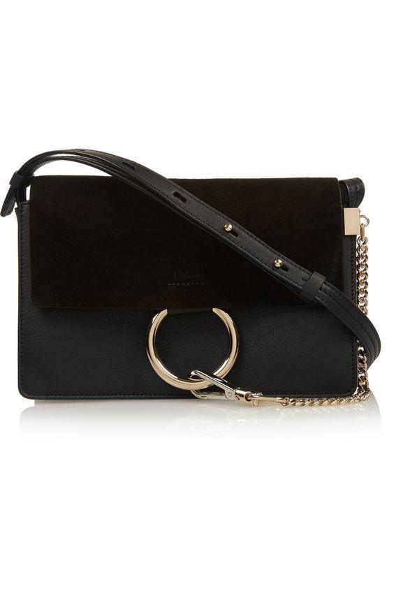 imitation chloe handbags - Chloe Faye small leather bag | Wishlist | Pinterest | Chloe, Small ...