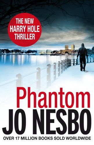 81: Phantom by Jo Nesbo.