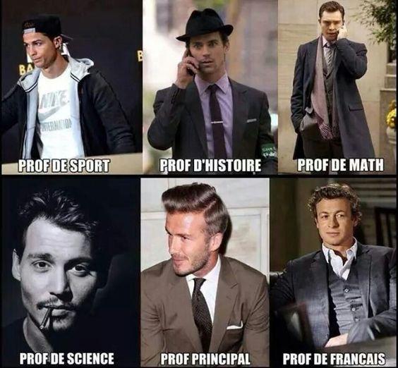 Ideal de prof