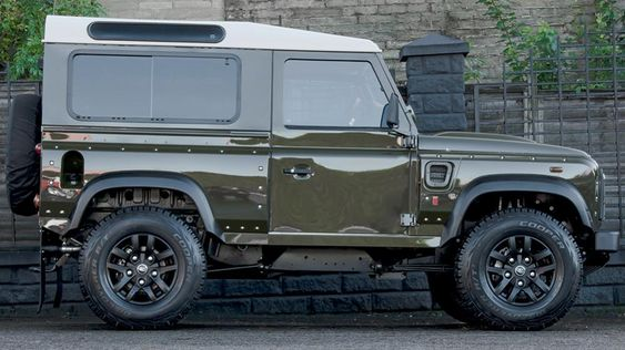 Fungus Green Paint Code Land Rover Land Rover Defender Land Rover Defender Expedition