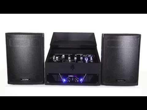 kit sono novistar dj400 power cover 2 electro d p t sound equipment pinterest watches. Black Bedroom Furniture Sets. Home Design Ideas