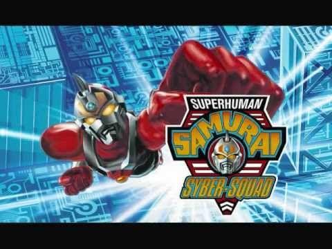 Superhuman Samurai Full Theme With Lyrics Superhuman Samurai