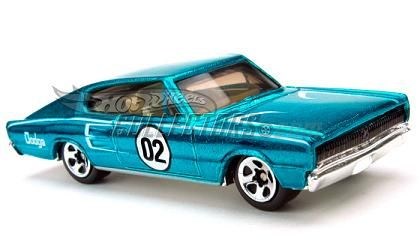 Series 1 - 2002 - '67 Dodger Charger