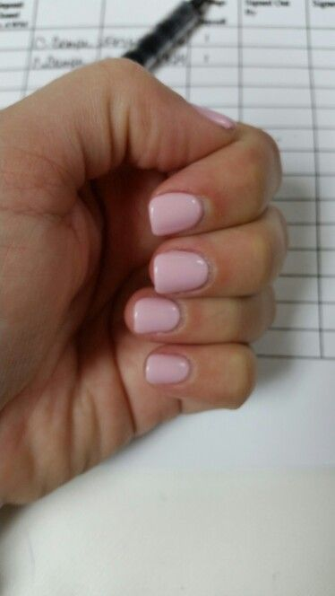 My new favorite polish color. Soft yet noticeable .