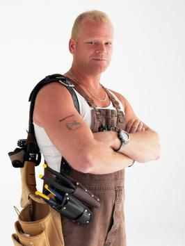 Mike Holmes, host of HGTV's Holmes on Homes, advises homeowners around the world on how to manage renovations, home repairs and maintenance. He can be my next husband!!!