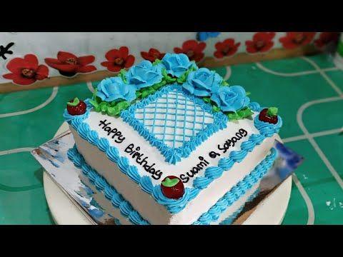 Kue Ulang Tahun Untuk Suami