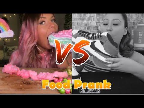 Hunnibee Asmr Vs Pink Asmr Most Popular Fake Food Youtube Asmr Fake Food Vs Pink Footage used under fair use: hunnibee asmr vs pink asmr most