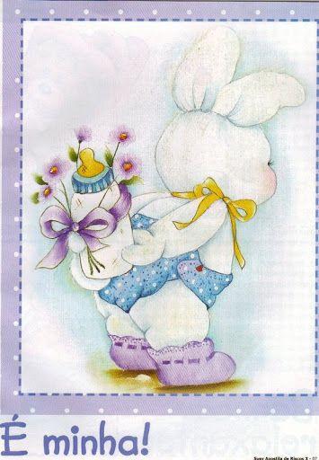 Colecao Susy Pintura - Apostila e Riscos Bebe 03 - yalon84 - Álbuns da web do Picasa