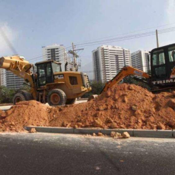 Rio: uma cidade em obras e ajustes a um mês da Olimpíada