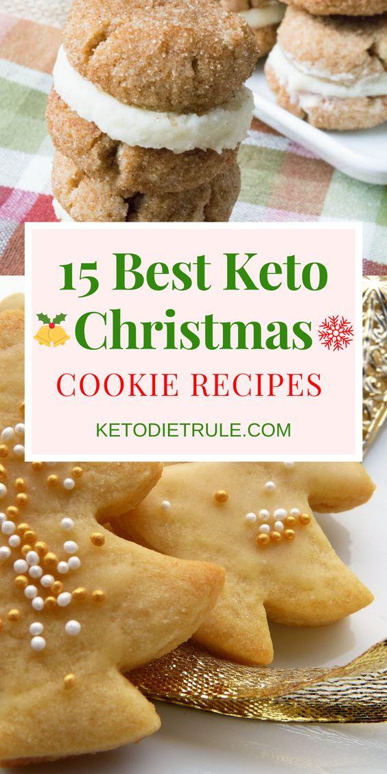 15 Keto Cookies to Bake On Christmas Day